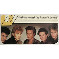 Custom Cell Phone Cases - Large Screen Models - Duran Duran Is There Something I Should Know Cover