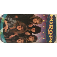 Custom Cell Phone Cases - Large Screen Models Only - Europe Carrie Band