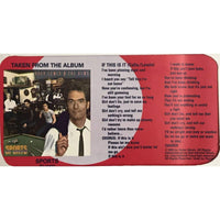 Custom Cell Phone Cases - Large Screen Models - Huey Lewis and the News This Is It Lyrics Side B