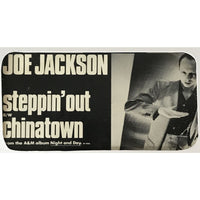 Custom Cell Phone Cases - Large Screen Models Only - Joe Jackson Steppin' Out Black