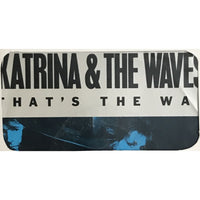 Custom Cell Phone Cases - Large Screen Models - Katrina & The Waves That's The Way Cover