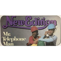 Custom Cell Phone Cases - Large Screen Models - New Edition Mr Telephone Man Cover