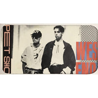 Custom Cell Phone Cases - Large Screen Models - Pet Shop Boys West End Girls Cover