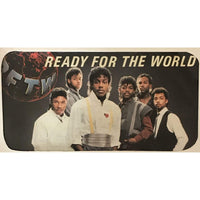 Custom Cell Phone Cases - Large Screen Models Only - Ready For The World Oh Sheila Band