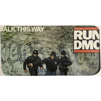 Custom Cell Phone Cases - Large Screen Models - Run DMC Walk This Way Cover