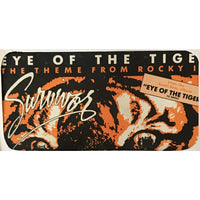 Custom Cell Phone Cases - Large Screen Models Only - Survivor Eye Of The Tiger