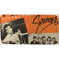 Custom Cell Phone Cases - Large Screen Models Only - Survivor Eye Of The Tiger B Side