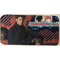Custom Cell Phone Cases - Large Screen Models Only - Thompson Twins Hold Me Now Band