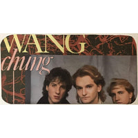 Custom Cell Phone Cases - Large Screen Models Only - Wang Chung Band 1