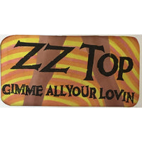 Custom Cell Phone Cases - Large Screen Models Only - ZZ Top Gimme All Your Lovin