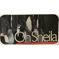 Custom Cell Phone Cases - Small Screen Models Only - Ready For The World Oh Sheila Title Art