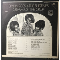 Diana Ross & The Supremes album signed by Diana Ross & Mary Wilson w/JSA COA