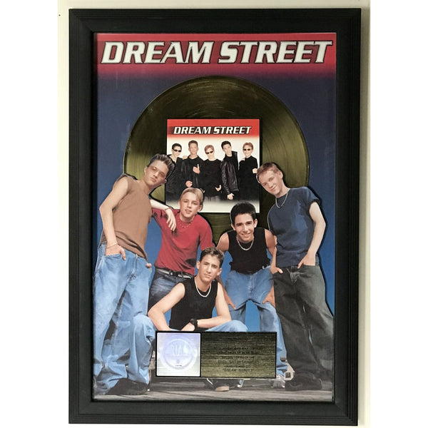 Dream Street debut RIAA Gold Award