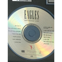 Eagles Hell Freezes Over RIAA 6x Multi-Platinum LP Award