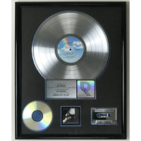 Elton John Sleeping With The Past RIAA Platinum Album Award - Record Award