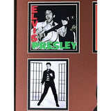 Elvis Album Photo Collage