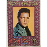Elvis Elvisly Yours 1991 Calendar