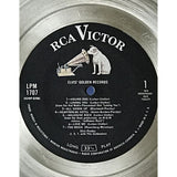Elvis Presley Golden Records RIAA Platinum LP Award