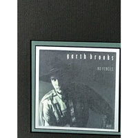Garth Brooks No Fences RIAA 10x Multi-Platinum Album Award