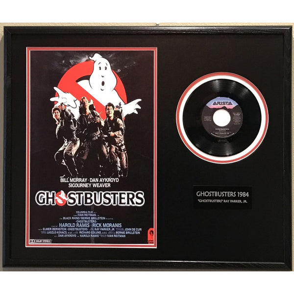 Ghostbusters Ghostbusters Collage - Music Memorabilia Collage