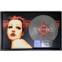 Godsmack debut RIAA Platinum Award - Record Award
