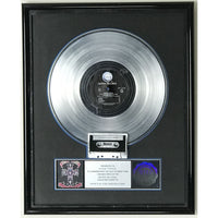 Guns N' Roses Appetite For Destruction Platinum Album RIAA Award