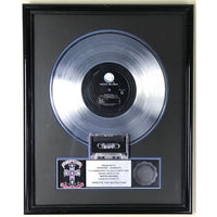 Guns N Roses Appetite For Destruction RIAA Platinum Album Award
