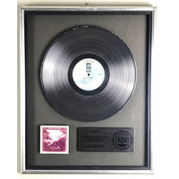 Jackson Browne Runnin On Empty Riaa Platinum Lp Award