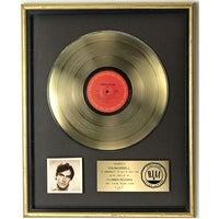James Taylor JT RIAA Gold LP Award - Record Award