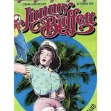 Jimmy Buffett Concert Poster signed by artist Bob Masse