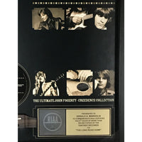 John Fogerty CCR The Long Road Home RIAA Gold Album Award
