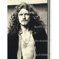 Led Zeppelin BBC Sessions RIAA Platinum Award