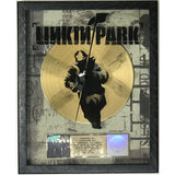 Linkin Park Hybrid Theory RIAA Gold Award - Record Award