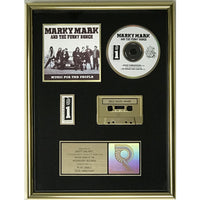 Marky Mark & the Funky Bunch Good Vibrations RIAA Gold Single Award - Record Award