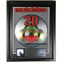 Matchbox 20 Yourself Or Someone Like You RIAA 3x Platinum Album Award