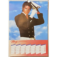 Michael Jackson Vintage Calendars - 1985 - two choices