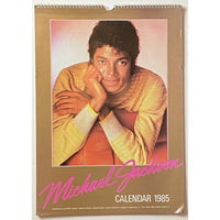 Michael Jackson Vintage Calendars - 1985 - two choices - 1985