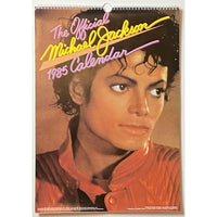 Michael Jackson Vintage Calendars - 1985 - two choices - Official 1985