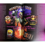 Monsters of Rock 2002 Tour Program - Music Memorabilia