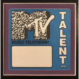 MTV Original VJ Video Killed The Radio Star 45 Collage