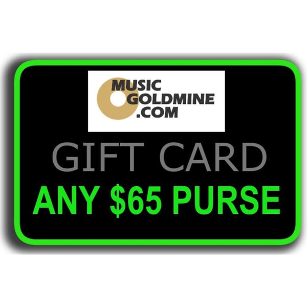 MusicGoldmine Purse Gift Card