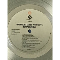 Natalie Cole Unforgettable With Love RIAA Platinum Album Award