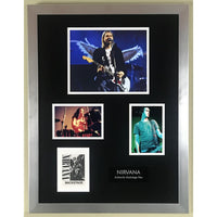 Nirvana Memorabilia Collage