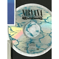 Nirvana Nevermind RIAA Platinum Album Award
