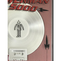Powerman 5000 Tonight the Stars Revolt! RIAA Platinum Award - Record Award