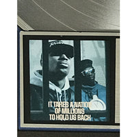 Public Enemy It Takes A Nation Of Millions... RIAA Platinum Award - Record Award