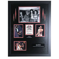 Queen Memorabilia Collage