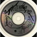 Ramones Rock N Roll HS Signed CD w/Epperson LOA