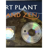 Robert Plant Now and Zen RIAA Platinum Album Award