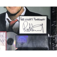 Rod Stewart It Had To Be You RIAA Platinum LP Award autographed by Rod Stewart - NEW sealed